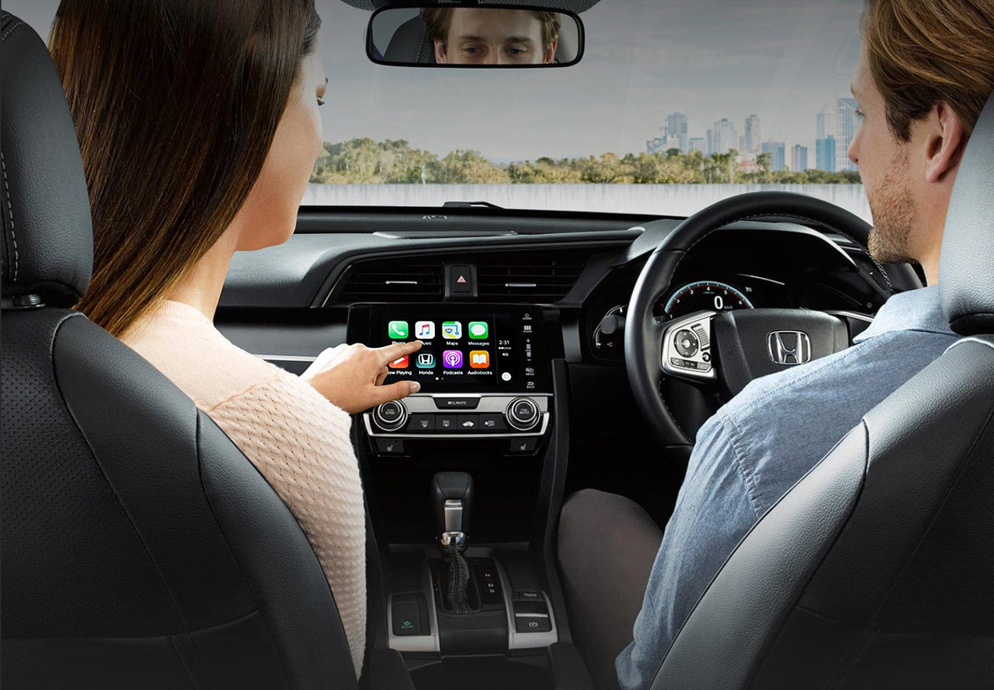 Apple carplay® & Android® Auto