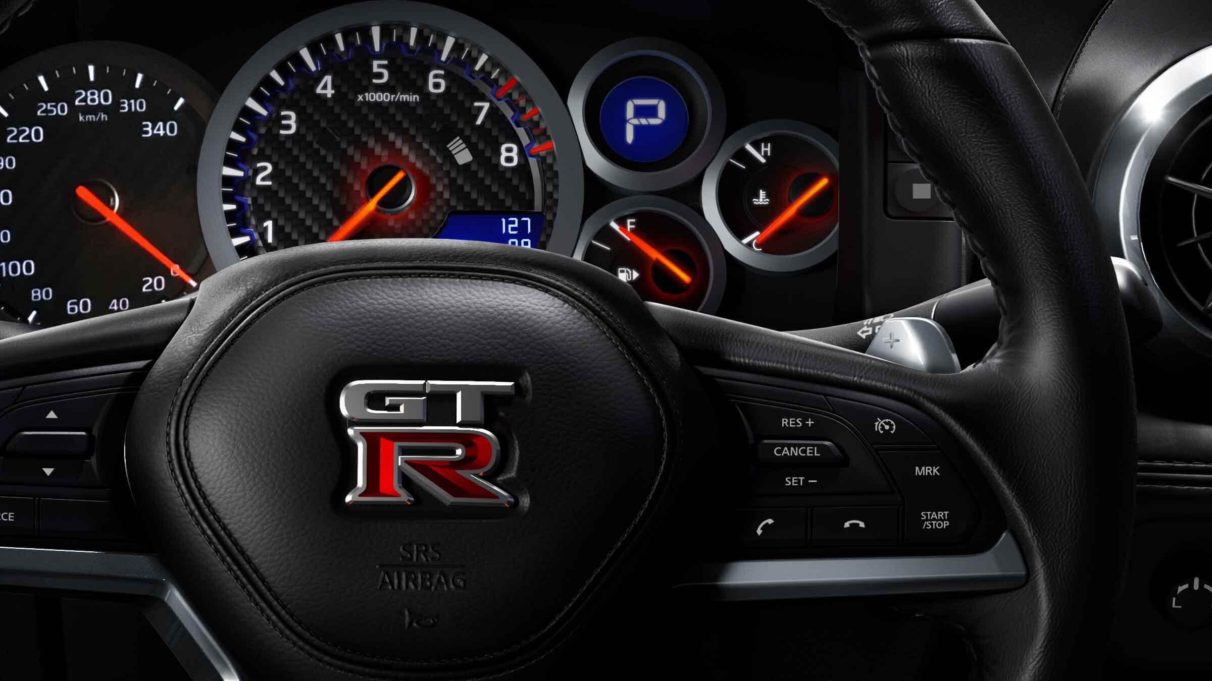 GT-R 19 50th Anniversary