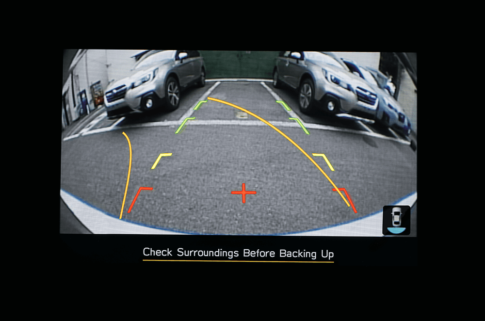 Rear View Reverse Camera