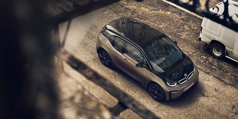 Take the i3 for a Test Drive