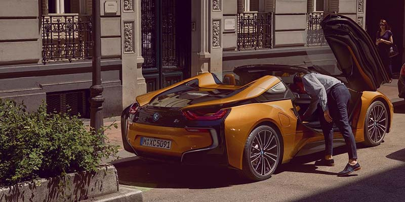 BMW i8 Roadster Finance Options