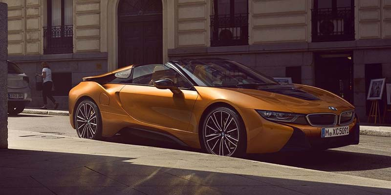Search BMW i8 Roadster Stock