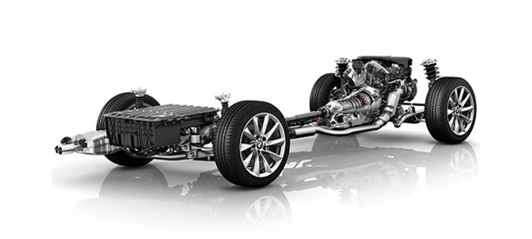 iPerformance Series 5 Sedan
