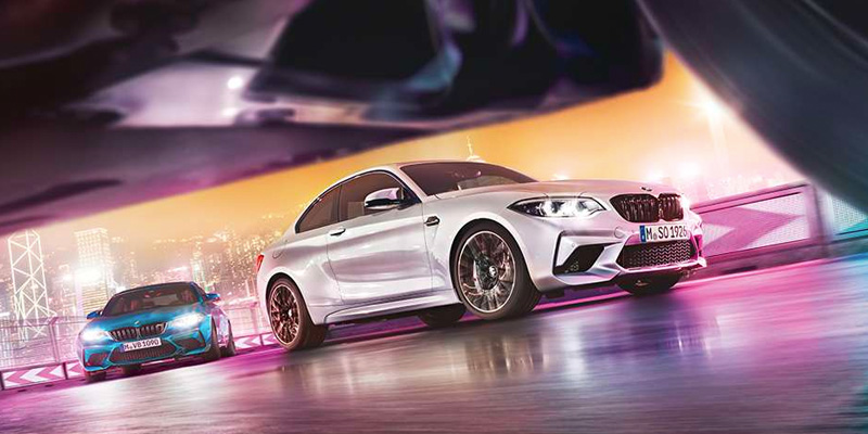 Take the M2 for a Test Drive