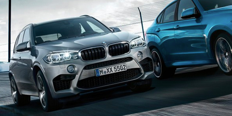 Take the X5 M for a Test Drive